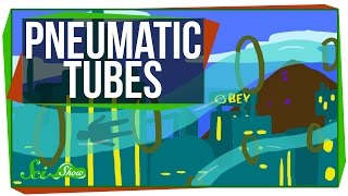 Pneumatic Tubes: Transportation of the Past... And Future?