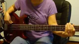 Khổ vì yêu nàng - Nguyễn Hưng : bass cover