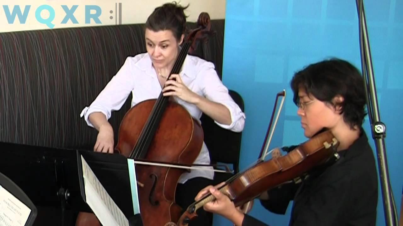 Café Concert: International Contemporary Ensemble