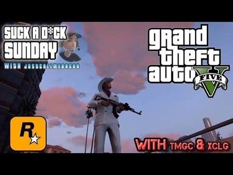 GTA 5 Today In Los Santos It's Suck A Di%k Sunday With TMG Eps 1