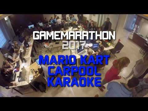 Update #4 MARIO KART CARPOOL KARAOKE