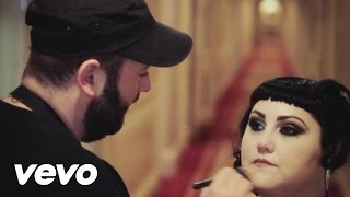 """Beth Ditto - Making of """"I Wrote The Book"""""""