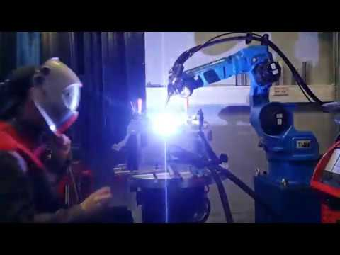 """The final countdown"" welding music (by Fronius)"