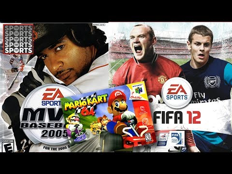 What is the Greatest Sports Video Game of All Time?