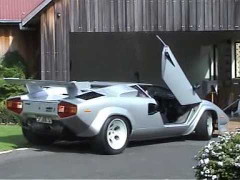 Lamborghini Countach Price >> Lamborghini Countach replica - YouTube