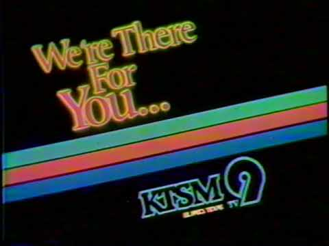 1985 KTSM Channel 9 ID, Promo, Tag, Signoff (without Anthem) El Paso Texas