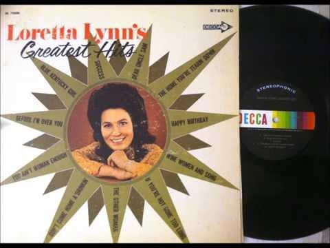 Blue Kentucky Girl , Loretta Lynn , 1965 Vinyl
