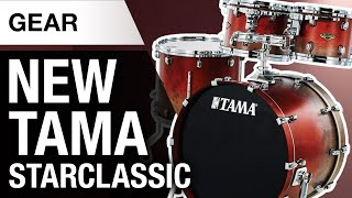 Tama Starclassic Walnut/Birch | From Bubinga to Walnut