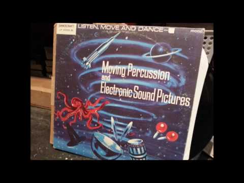 Vera Gray/Desmond Briscoe/Daphne Oram -- Moving Percussion And Electronic Sound Pictures