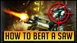 HOW TO BEAT A SAW | VAINGLORY SOLO QUEUE TIPS + COMMENTARY