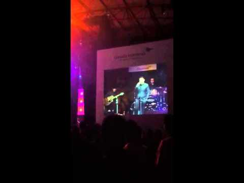 Tulus - Gajah live at Java Jazz Festival 2014