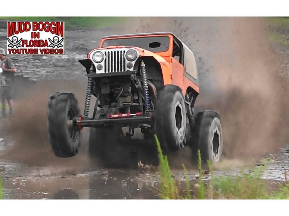 Creepin Jeep Mega Truck Quot Wheel Stands Quot In Boggers Cup
