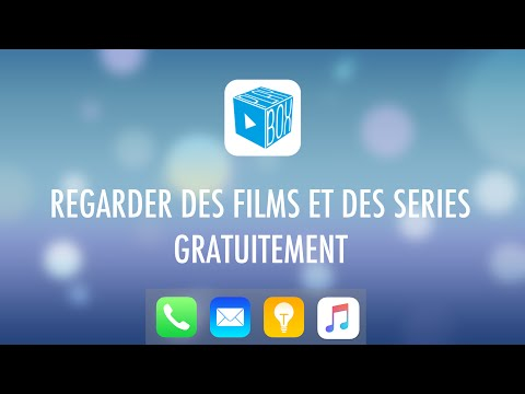 Regarder des films et séries gratuitement sur IOS sans jailbreak
