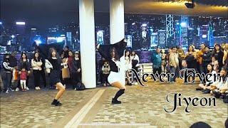 Ji Yeon Never Ever Dance