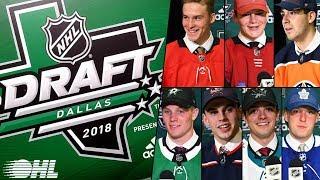 2018 NHL Draft 1st Round Recap | Winners And Losers Analysis