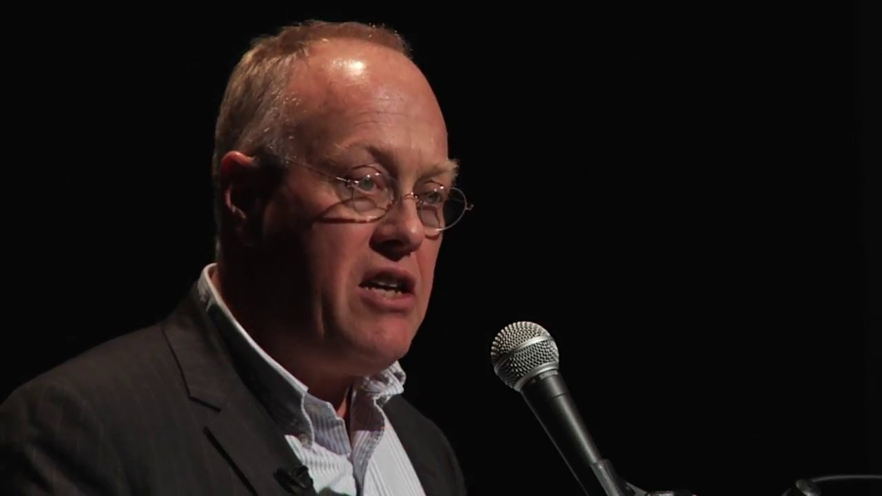 """Chris Hedges """"Fascism in the Age of Trump"""" - YouTube"""