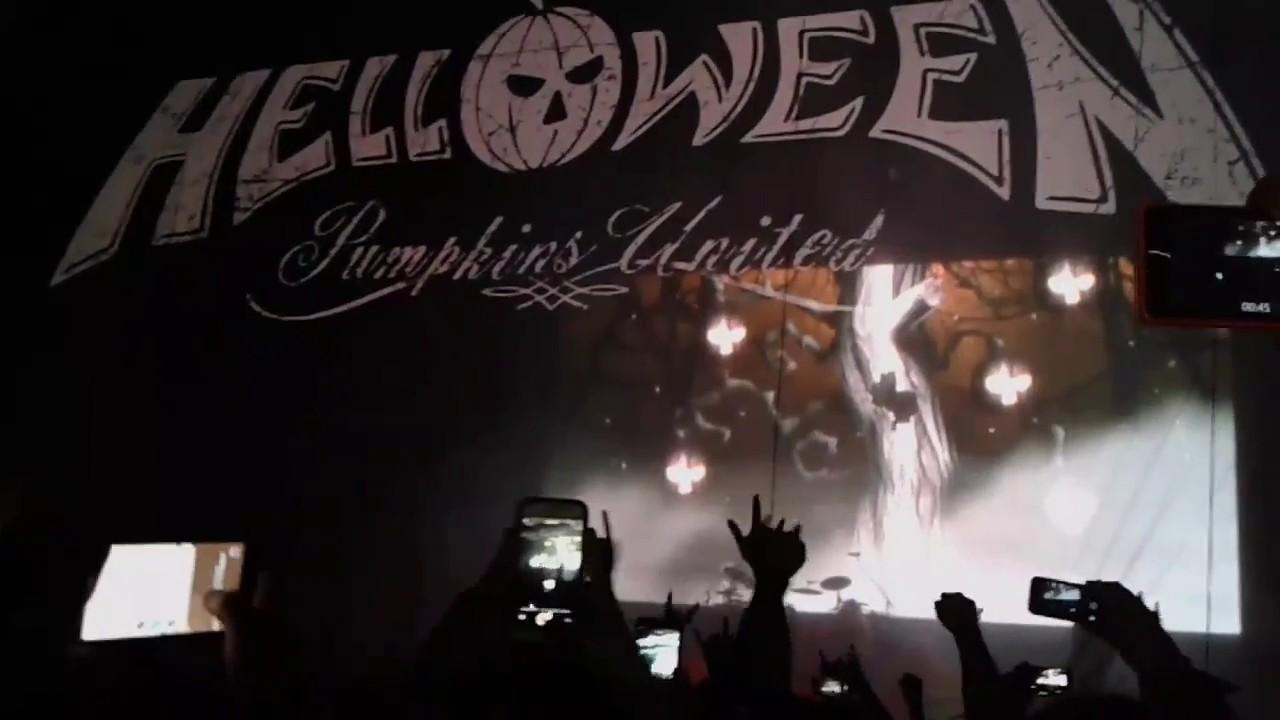 Helloween Halloween Live Mexico 2017 Youtube