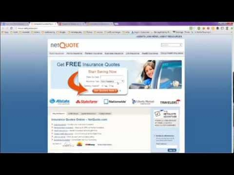 Auto and Home Insurance Quotes Online Comparison