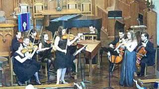 Double Concerto for Oboe & Violin in C Minor, BWV 1060 - Mvt 3 - Recital 2009