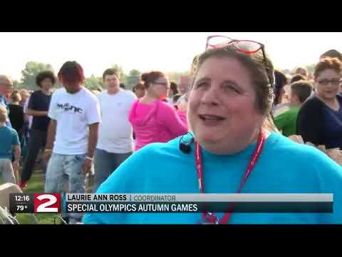 8th annual Special Olympics Autumn Games held in Canastota