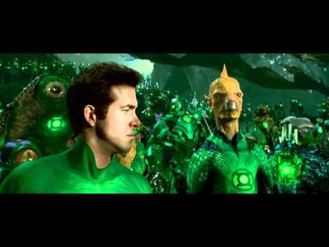 Geoffrey Rush 'Green Lantern' Interview
