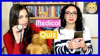 Έκανα στη φίλη μου Ιατρικό Quiz    Dodo