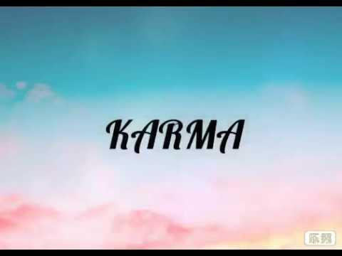 Raja kumari - Karma ( Lyrics )