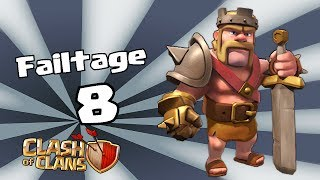Clash of clans - Failtage 8