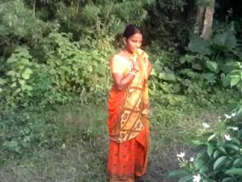 DIPAK KISKU -  hani tora der puchu Santali Video (kalpana.3gp