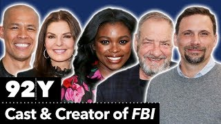 CBS' FBI: A Conversation with Creator Dick Wolf and Cast