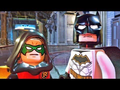 Lego DC Super-Villains #14: Quem Vai Salvar o Batman?