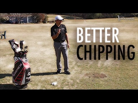 Golf Chipping Tip