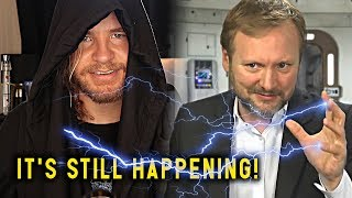 What's Happening With RUIN Johnson's Star Wars Trilogy?