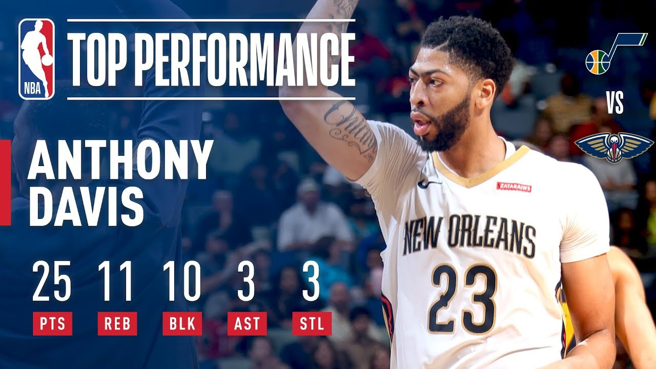 What Is The Wingspan Of Nba Star Anthony Davis