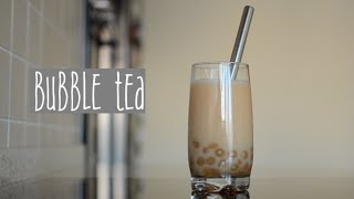 Как приготовить Бабл Чай?