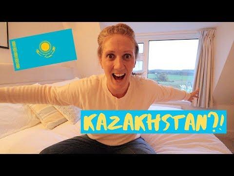 I'M GOING TO KAZAKHSTAN SOLO!!