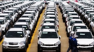 GM's Total Recall Hits 20M as Ignitions Fail