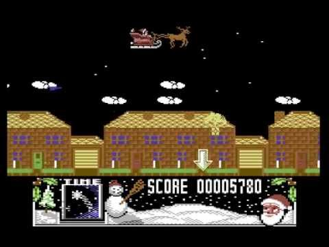 Father Christmas Longplay (C64)