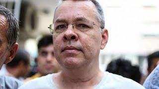 ABD'li rahip Brunson yargılanıyor: Din adamı serbest bırakılacak mı?