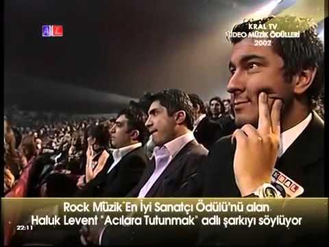 Yılı En İyi Rock Müzik Sanatçısı Haluk Levent - Kral TV