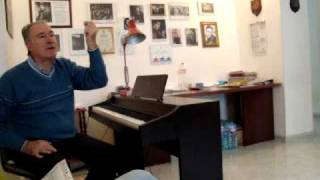 Vocal Lessons Tenors & Sopranos Lyrical Singing il Bel Canto