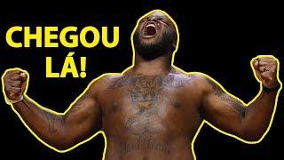 TREINA 30 MINUTOS POR DIA E CHEGOU NO CINTURÃO DO UFC!