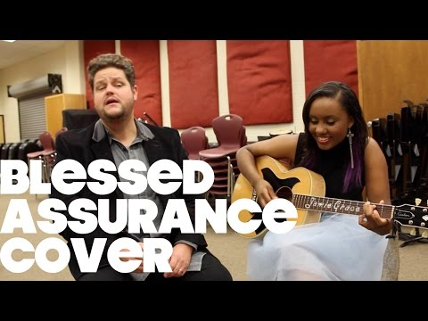#53 Blessed Assurance - cover by Jamie Grace feat. John Glosson thumbnail