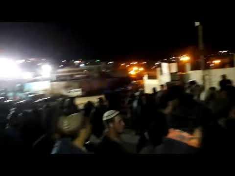 """הפגנה בחברון בעקבות רצח אורי אנסבכר הי""""ד: """"לא מחבל בודד"""""""