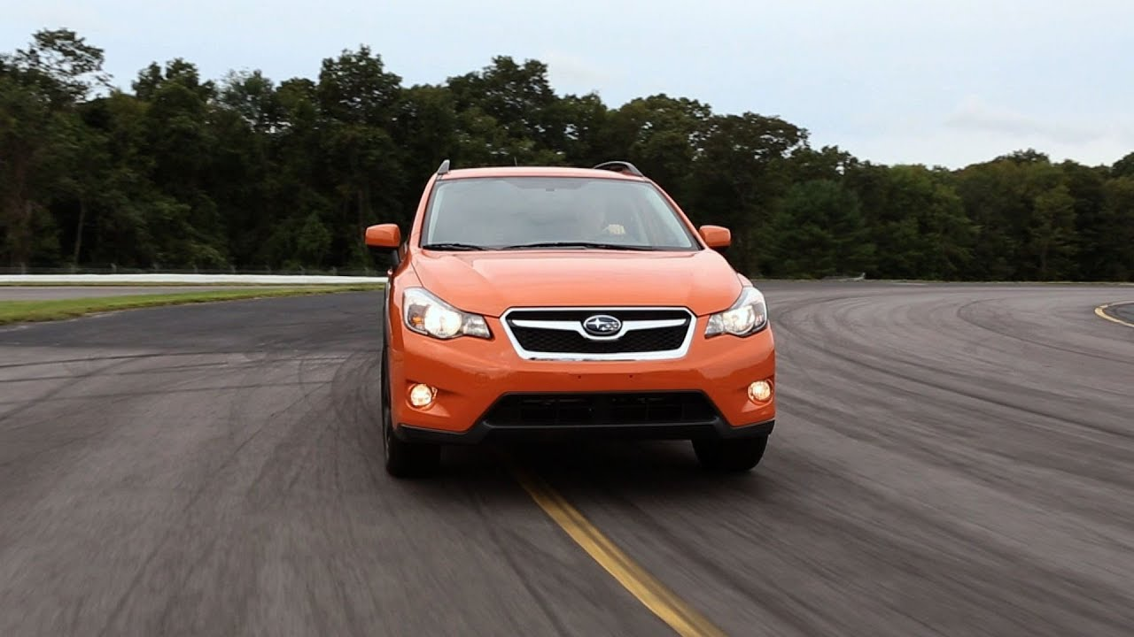 2017 Subaru Xv Crosstrek First Drive Consumer Reports
