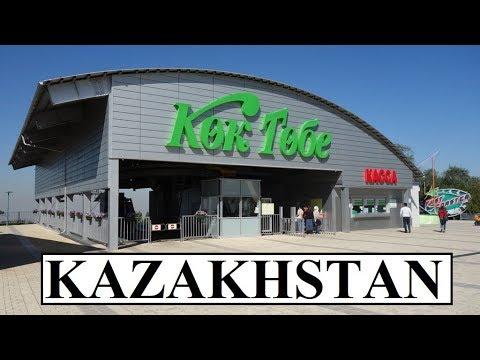 Kazakhstan/Beautiful Almaty (Kok Tobe Hill 2) Part 4