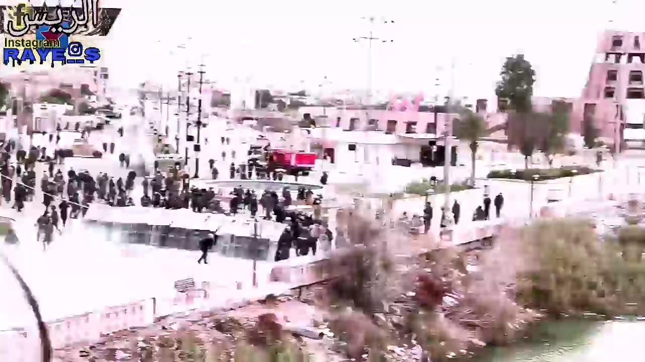 مظاهرات الناصرية 2021/2/27 وحرق مجلس المحافظه الجديد