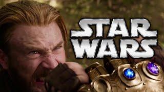 The Star Wars Saga - (INFINITY WAR Trailer 2 Style)