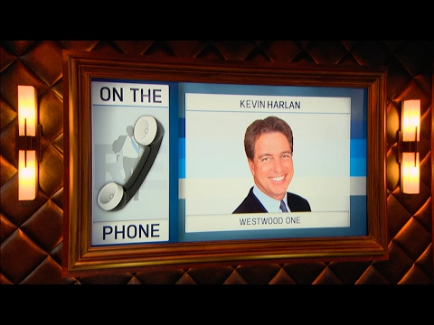 Westwood One Play-by-Play Announcer Kevin Harlan on SB51, Tom Brady & More - 2/6/17