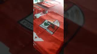 Kami spesialis sablon Bendera Ormas Quantity dikit ata u banyak